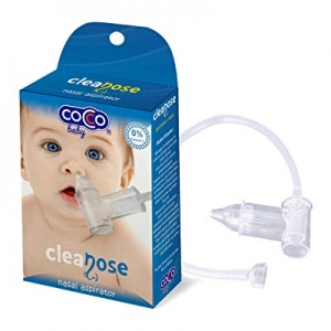 Coccobaby Cleanose Nasal Aspirator with tube